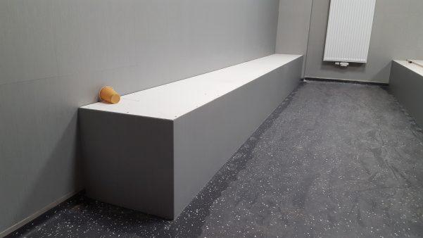 Marmoleum Of Pvc : Project vloeren in natte ruimtes pvc en marmoleum peter dob