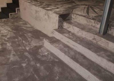 Peter Dob Stoffering, tapijt vloeren